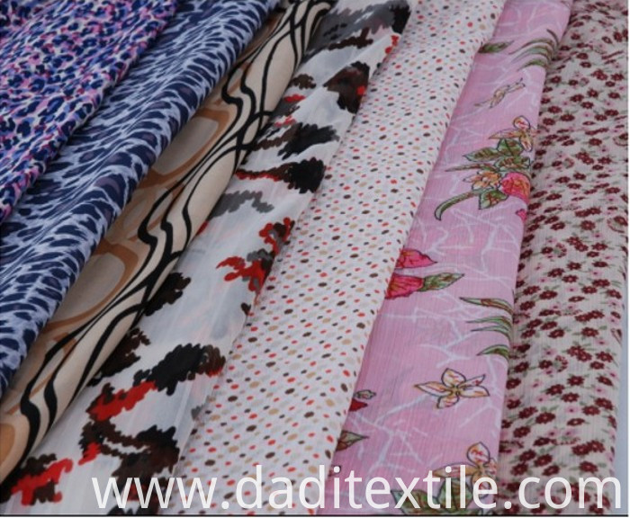 Pigment fabric polyester and cotton