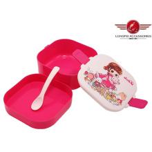 PP-Material-Qualitäts-Mittagessen-Kasten für Kinder
