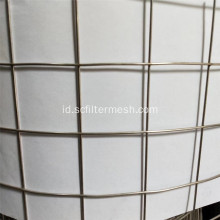4mm 304 Stainless Steel Dilas Wire Mesh