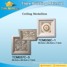 Top Class Decorative PU Ceiling Tiles Interior With Fine Workmanship