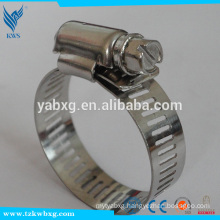 304 standard customized galvanized stainless steel hose hoops