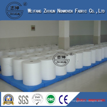 Ss Hydrophilic Spunbond Nonwoven Fabric for Baby Diapers &Adult Diaper