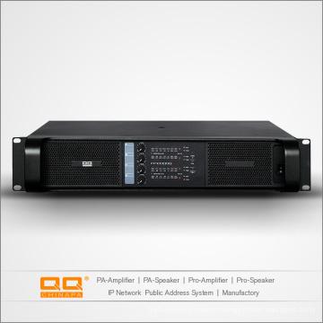 Amplificateur professionnel de puissance de PA avec le certificat de la CE