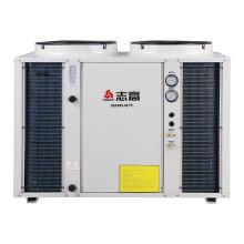 CHIGO Gran capacidad 36kW intercambiador de calor respetuoso del medio ambiente ahorro de energía bomba de piscina de aire a agua