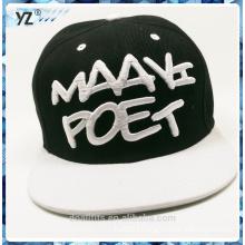 Hip hop snpback cap with 3D emboridery good quality