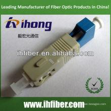 LC monomodo hembra SC multimodo adaptador de fibra macho