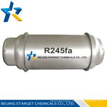 Eco-friendly and foaming agent refrigerant gas R245FA