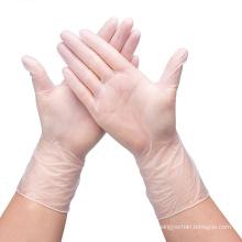 Прозрачные одноразовые перчатки Латексные перчатки для мытья посуды