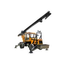 Foreuse rotative hydraulique de remorque 85KW-126KW