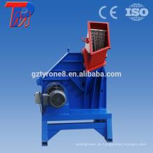 Kunststoff-Schredder-Schleifer Maschine für Abfälle Hartplastik Recycling