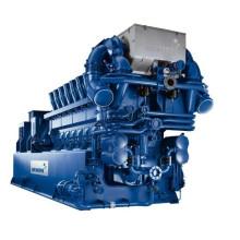 Mwm Gas Engine Power Generator Set (3000kw-4300kw)