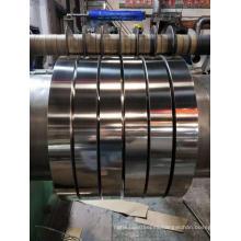 304 tiras de acero inoxidable 2B