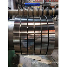 304 2B Stainless steel strips