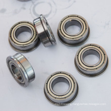 F625zz 625 F625 F625z 5X16X5 Mm Flange Ball Bearings Hot Products 2014 Made in Zhejiang Cixi