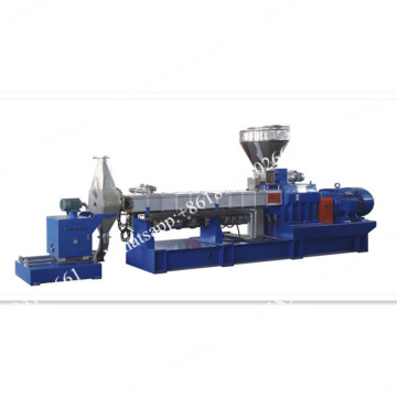 Plastic extrusion equipment pelletizing line