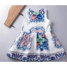 Little Girls Clothing Children Clothes Kids Wear Dresses for Summer