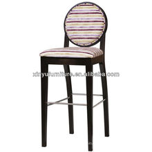 Antique solid wood bar chair XYH1067