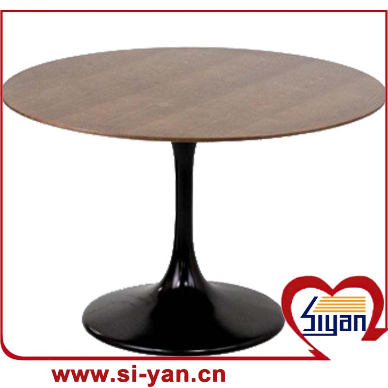 Wood coffee round table top