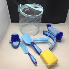 Kits de toilettage de chevaux en PVC