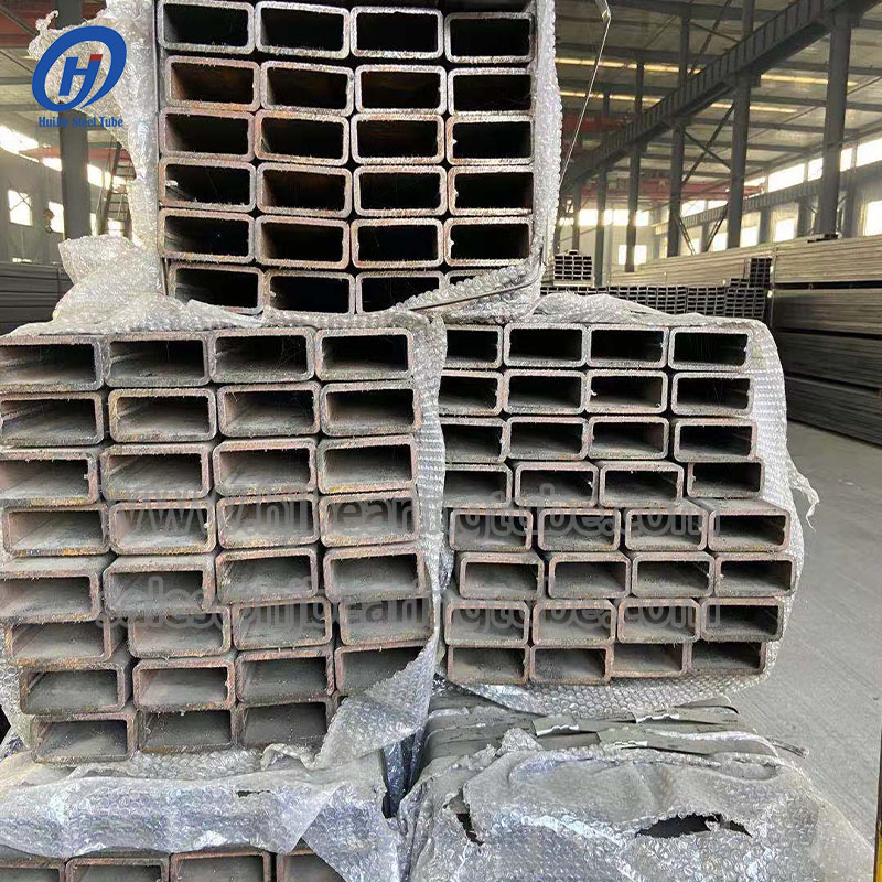 hot finished square steel tubing