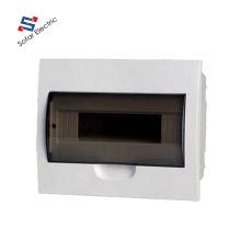 TSM 12 Ways Flush Mounted Plastic Electrical MCB Distribution Box