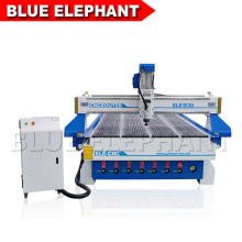 Jinan Blue Elephant 1530 Woodworking Cutting Machine CNC Used Heavy Machinery for Wood Furniture Industry