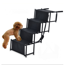 Portable Plastic Foldable Dog Step Stairs Pet Dog Stairs