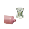 Emballage cosmétique de tube en plastique coloré de 40ml