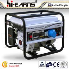 Generador portátil de la gasolina 2kw (GG2500)