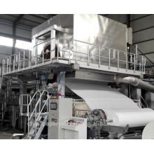Máquina de papel facial de la servilleta del papel higiénico