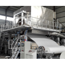 Toilet Tissue Paper Napkin Facial  Paper Machine