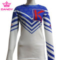 Vestes d'échauffement en polaire All Star Cheer