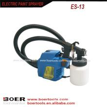 Arma de pulverizador elétrica do poder do pulverizador da pintura da promoção HVLP da tevê que bronzea-se