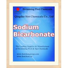Bicarbonato de sodio de grado industrial para productos químicos de la piscina CAS No. 144-55-8 (bicarbonato de soda)