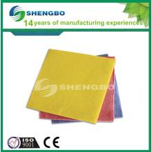 [Factory] CE certificado de alta qualidade spunlace rolo de limpeza