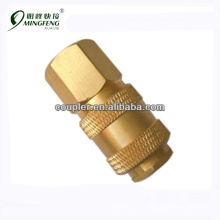 Quality-assured Male thread and female thread water pipe fitting