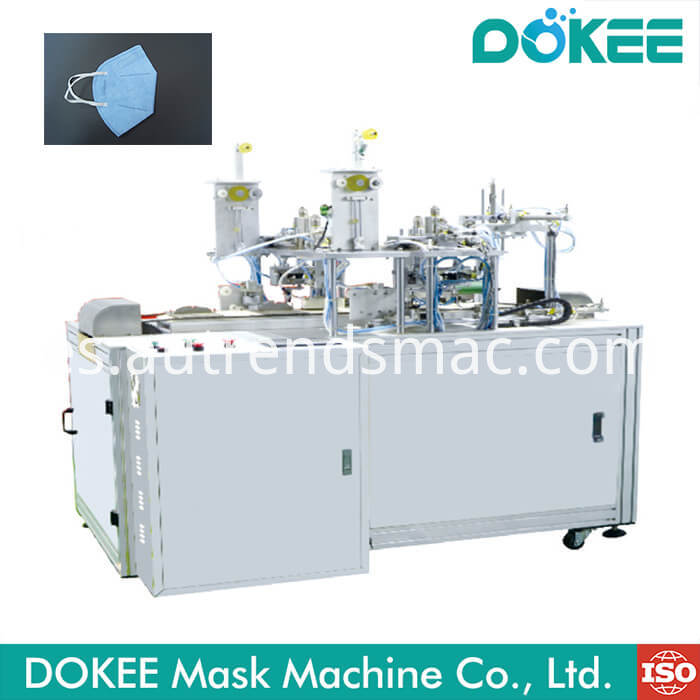 Automatic Folding Type Earloop Welding Machine
