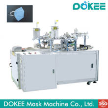 Automatic folding type earloop welding machine