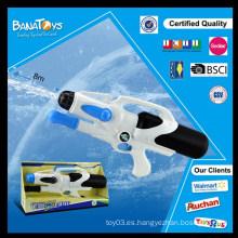 Vacaciones de verano niños juguetes de alta presión del diseño del arma de agua