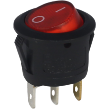 Rocker Switch 12V Lights