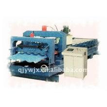 QJ automatische Farbstahl 23-205-820 glasierte Fliese Poliermaschine