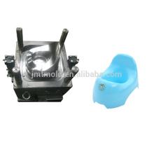 Venta caliente personalizada acolchada silla inodoro molde