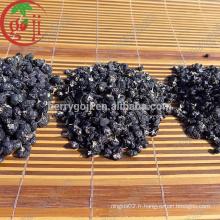 Vente chaude de baies de goji noir grande taille
