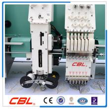 Máquina de alta velocidad y máquina de bordar del bordado del tapping para la venta