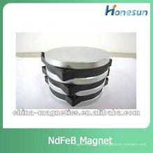 Постоянный большой сильный Спеченные Неодимовый магнит