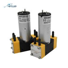Micro 12V/24V  DC top quality strong power high pressure electric  dual-head liquid air  diaphragm pump-YW02-B-DC