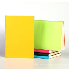 Custom produce high quality notebook journal with ribbon
