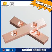 Peças sensíveis ao detector de metais usinadas cnc úteis