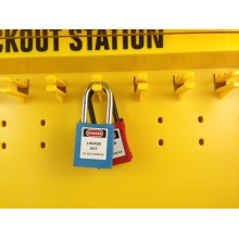 Safety Station for LOTO Products