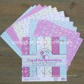 "DIY Scrapbooking 6X6"" Patterned Paper Pack Handmade Scrapbook Paper"